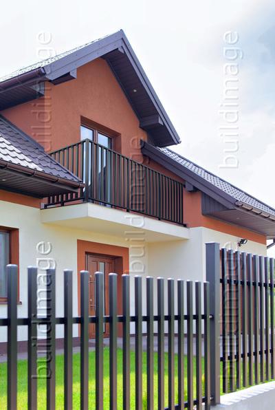 Balkongelander Und Zaun In Einem Design At Halama Presse